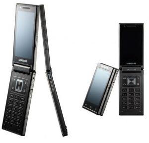 Samsung lanza SCH-W999 móvil de doble pantalla y doble SIM en China