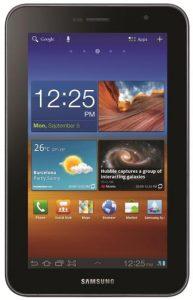 Samsung lanza el GalaxyTab 620 de 7 pulgadas en India por Rs.  30,250
