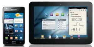 Samsung lanza versiones LTE del Galaxy S II y Galaxy Tab 8.9