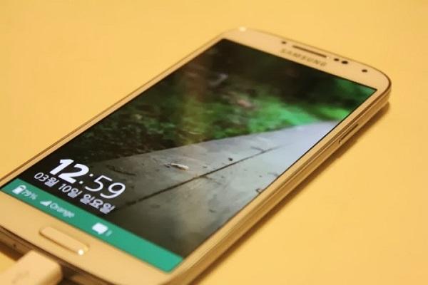Samsung-Galaxy-S4 con tecnología Tizen-3.0