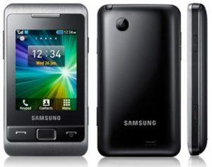 Samsung listo con Champ 2 (C3330)