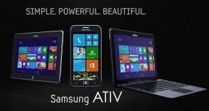 Samsung muestra su serie 'ATIV' basada en Windows en el primer anuncio [Video]