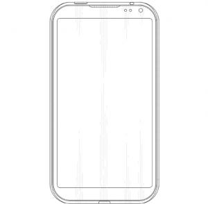 Samsung obtiene una nueva patente de diseño;  ¿Puede ser el Galaxy S5?