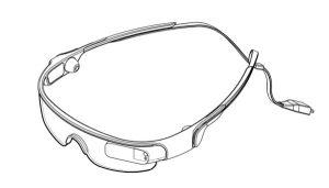 Samsung obtiene una patente para lentes portátiles