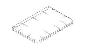 Samsung obtiene una patente para un libro similar a una tableta plegable
