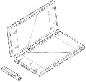 Samsung obtuvo la patente para una tableta de doble pantalla
