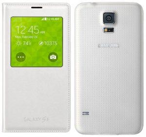 Samsung presenta fundas de carga inalámbrica para Galaxy S5