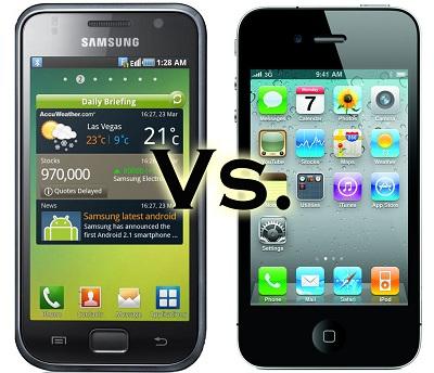 Samsung retira la demanda contra Apple en Estados Unidos