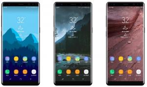 Samsung se inclinó para lanzar auriculares cargados con Bixby con Galaxy Note8