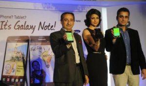 Samsung supera a Nokia y se convierte en líder de teléfonos inteligentes en India