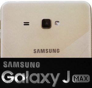 Samsung trabaja en el teléfono inteligente Galaxy J Max con pantalla de 7 pulgadas