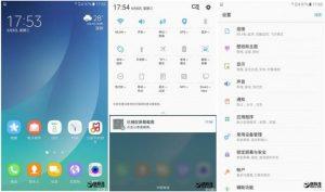 Samsung trabaja en la interfaz de usuario TouchWiz renovada sin cajón de aplicaciones
