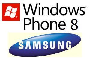 Samsung traerá dispositivos WP de 'gama alta' con Windows Phone 8