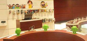 Se abren las primeras tiendas AndroidLand en Bangalore y Noida