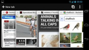 Se actualiza Chrome Beta para Android