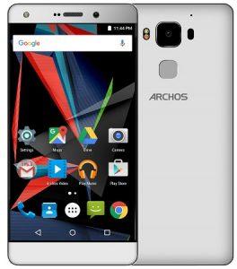 Se anuncia ARCHOS Diamond 2 Plus con pantalla Full HD de 5,5 pulgadas y escáner de huellas dactilares