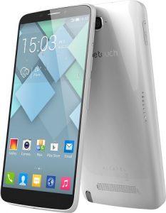 Se anuncia Alcatel One Touch Hero con pantalla de 6 pulgadas y picoproyector