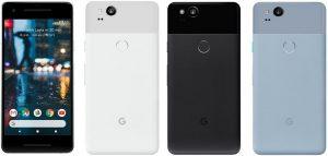 Se anuncia Google Pixel 2, con cámara AR, Active Edge, Android Oreo y más