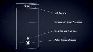 Se anuncia Google Project Tango: se esperan 200 teléfonos con escáneres de salas 3D para los desarrolladores