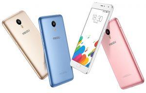 Se anuncia Meizu Blue Charm Metal con pantalla Full HD de 5.5 pulgadas y escáner de huellas dactilares
