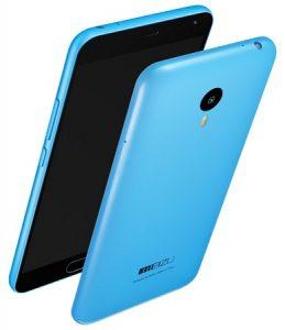 Se anuncia Meizu m2 Note con procesador octa-core y soporte 4G