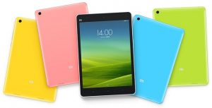 Se anuncia Xiaomi MiPad con pantalla de alta resolución de 7,9 pulgadas y procesador NVIDIA Tegra K1