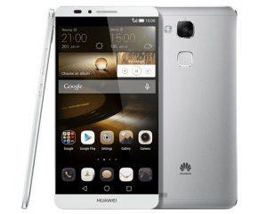 Se anuncia el Huawei Ascend Mate 7 con sensor de huellas digitales sensible a un toque