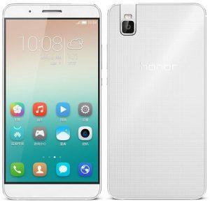 Se anuncia el Huawei Honor 7i con cámara giratoria de 13 MP