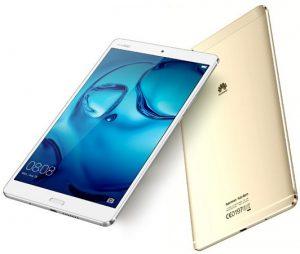 Se anuncia el Huawei MediaPad M3 con pantalla de 8.4 pulgadas y escáner de huellas dactilares