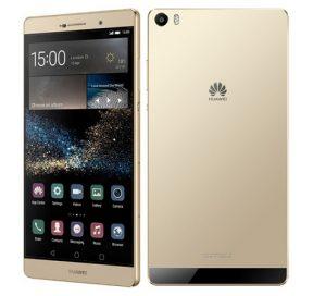 Se anuncia el Huawei P8max con pantalla Full HD de 6.8 pulgadas y procesador octa core