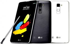 Se anuncia el LG Stylus 2 con pantalla HD de 5.7 pulgadas y un lápiz óptico con revestimiento nano