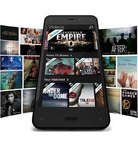 Se anuncia el teléfono Amazon Fire con pantalla HD de 4.7 pulgadas y CPU Snapdragon 800