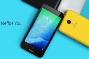 Se anuncia el teléfono inteligente Android de nivel de entrada TP-LINK Neffos Y5L