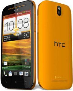 HTC Desire SV sale a la venta en India por Rs.21799