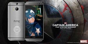 Se anuncia el teléfono inteligente HTC One (M8) SHIELD Limited Edition