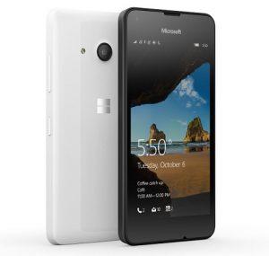 Se anuncia el teléfono inteligente Microsoft Lumia 550 asequible con Windows 10