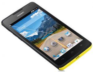 Se anuncia el teléfono inteligente de nivel de entrada Huawei Ascend Y530 con pantalla de 4.5 pulgadas