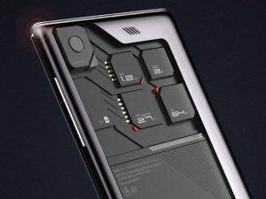 Se anuncia el teléfono inteligente modular ZTE Eco-Mobius;  compite con Motorola Project Ara