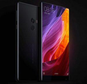 Se anuncia el teléfono inteligente sin bisel Xiaomi Mi MIX con pantalla de 6.4 pulgadas