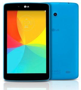 Se anuncia la gama LG G Pad con tabletas de 7, 8 y 10,1 pulgadas