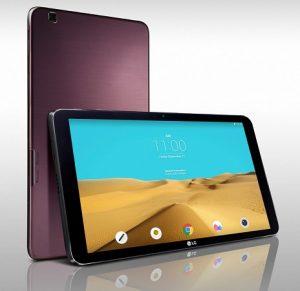 Se anuncia la tableta LG G Pad II 10.1 con procesador Snapdragon 800 y compatibilidad con 4G LTE