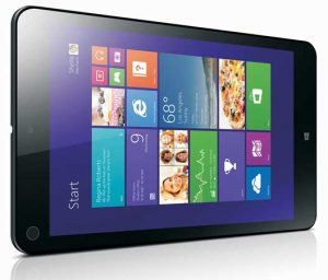 Se anuncia la tableta Lenovo ThinkPad 8 con Windows 8.1 con procesador Intel Bay Trail