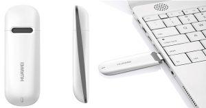 Se anuncia la tarjeta de datos Huawei E3121 con velocidad de 14,4 Mbps