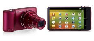Se anuncia la variante de solo Wi-Fi de la cámara Samsung Galaxy (EK-GC110)