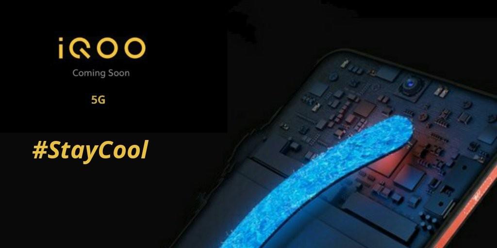 iQOO-Refrigeración líquida