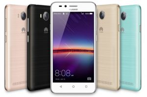 Se anuncian Huawei Y3 II y Huawei Y5 II con procesador MediaTek de cuatro núcleos