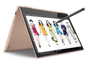 Se anuncian las laptops Lenovo Yoga 730 2 en 1 con Windows con Amazon Alexa