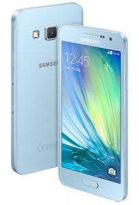 Se anuncian los Samsung Galaxy A3 y Samsung Galaxy A5 con un delgado diseño unibody metálico