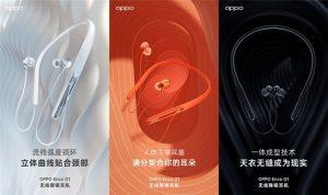 Se anuncian los auriculares inalámbricos con cancelación de ruido Oppo Enco Q1
