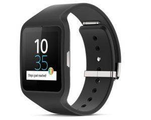 Se anuncian los dispositivos portátiles Sony SmartWatch 3 y SmartBand Talk